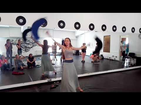 Мария Проказина - Fan Con II - BTB (Behind the Back) для продвинутых