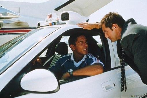 Подборка фильмов о такси