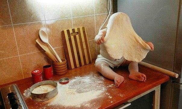 14 вещей, о которых не предупреждают до того, как в семье появится ребенок: ↪ И это чертовски мило!