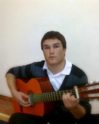 Якуб Салимов, 5 февраля 1992, Санкт-Петербург, id193499115