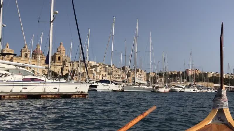 Мальтийский лодочник