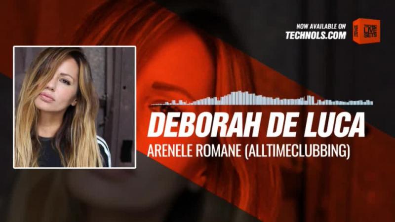 @deborahdeluca - Arenele Romane (Alltimeclubbing) 12-01-2018 Music Periscope Techno