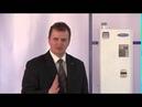 Настройка функции погодозависимого регулирования электрокотла ZOTA Lux