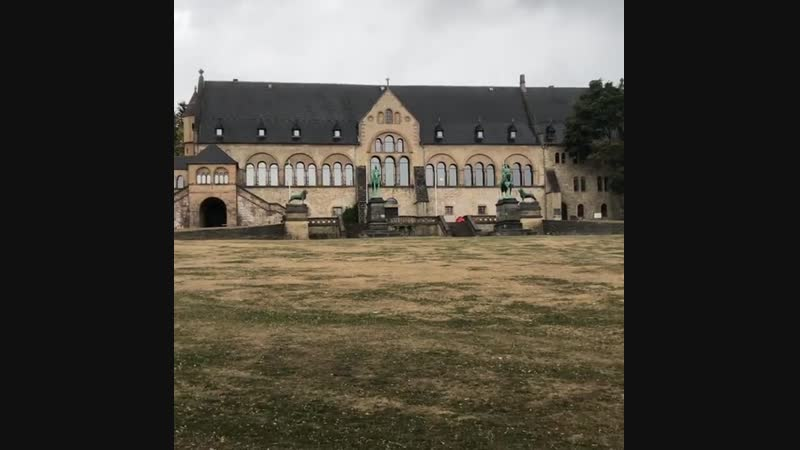 Imperial Palace of Goslar, Germany