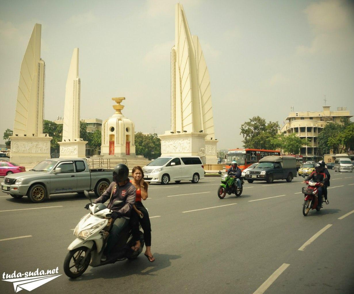 Достопримечательности в Бангкоке за 2 дня