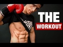 The Secret to Boxer Abs (FULL WORKOUT!)