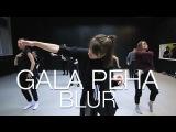 Wabz feat. Phasma Orexis - Blur  Choreography by Gala Peha  D.Side Dance Studio