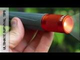 Gerber Bear Grylls Ultimate Survival Torch Review - Best Flashlight - Waterproof LED Flashlight Unde
