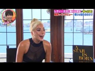 Интервью для «TBS Television» в Венеции (1.09.2018)