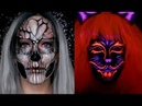 AWESOME CAT MAKE UP TUTORIAL | SCARY MAKEUP COMPILATION 2018