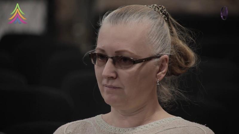 Выступление Галины Врублевской