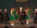 Шернур куштымаш. Марийский танец сернурских мари. Цармис.