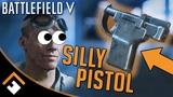 One Hit Wonder The FP-45 Liberator Pistol in Battlefield V + Gameplay