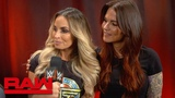 Trish Stratus &amp Lita reveal their WWE Evolution team name Raw Exclusive, Oct. 8, 2018