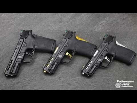 Performance Center Introduces the MP®380 Shield™ EZ® Pistol