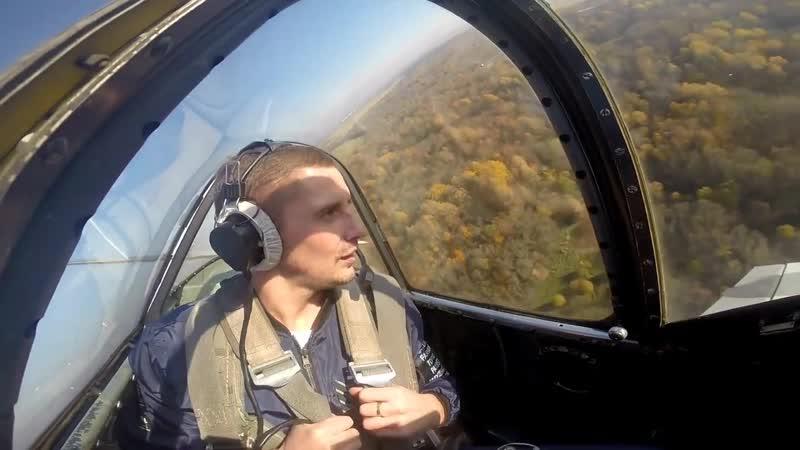 Санкт-Петербург. Высший пилотаж на ЯК-52