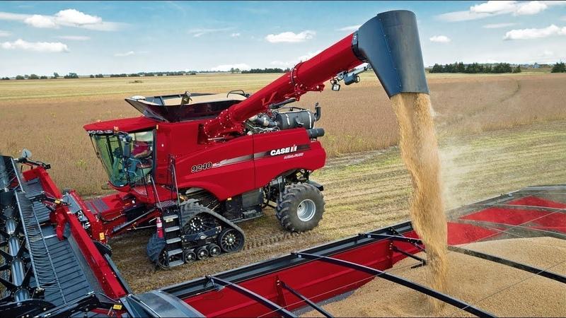 Combine Harvesters 2018 | New Holland,John Deere | Комбайны зерноуборочные