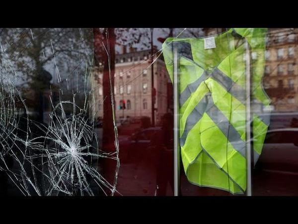Sortir de la crise des gilets jaunes, c'est ce que veut le gouvernement français