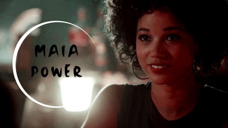 Maia Roberts ○ Power ○ ShadowsPrincess