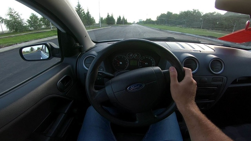 2009 Ford Fusion 1 4L 79 POV Test Drive