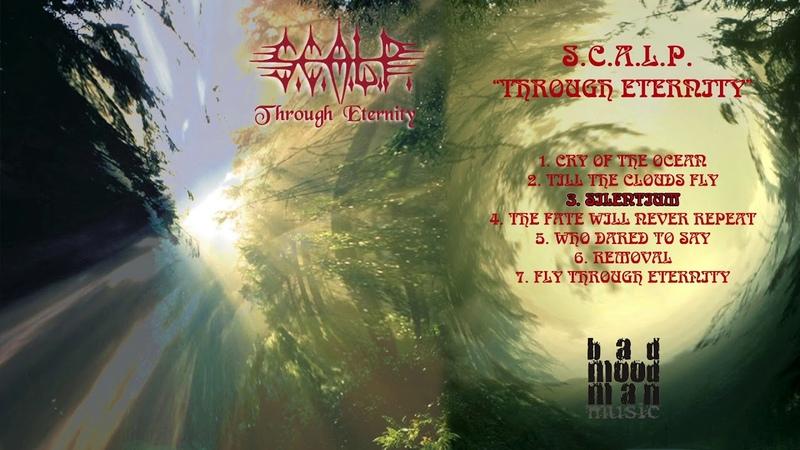 S.C.A.L.P. - Through Eternity (1998) Full Album Official (Atmospheric Death Doom Metal)