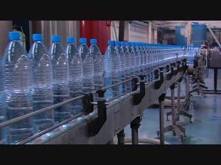 Как мы добываем и разливаем воду