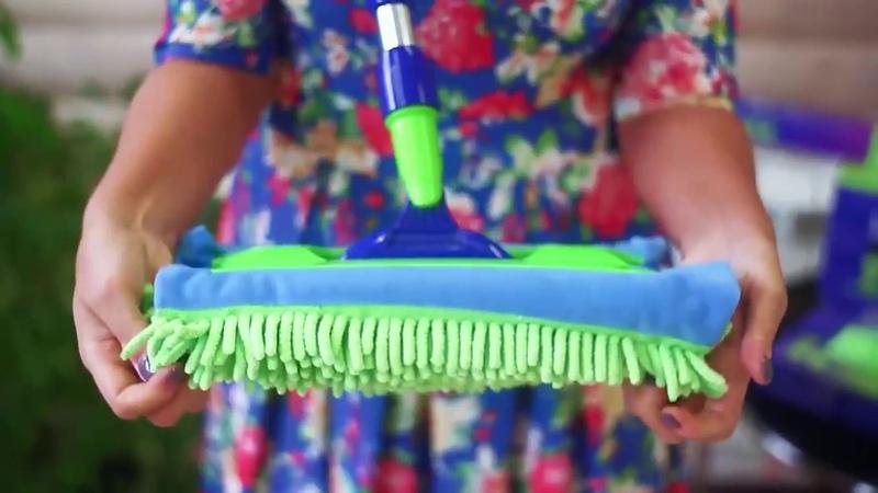 Универсальная швабра Greenway AquaMatic mop