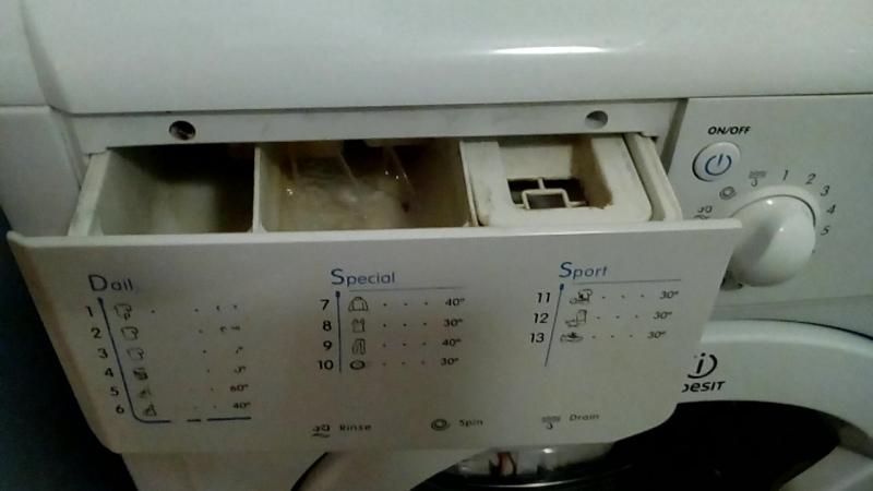Продаю стиральную машину Indesit IWB 5105, иностранной сборки.