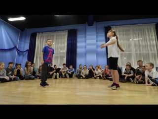 ceh9 vs Nadya | Hip-hop Dance family