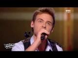 Alain Souchon Foule Sentimentale _ Charlie _ The Voice France 2014 _ Quarts de
