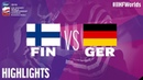 Finland vs. Germany | IIHFWorlds 2019