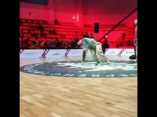 Отборочный раунд на Чемпионате России в Казани - bboy Arsex