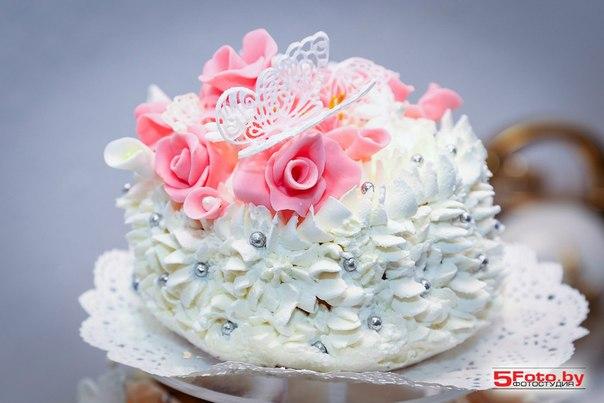 Прослойка в торте из маршмеллоу фото 10