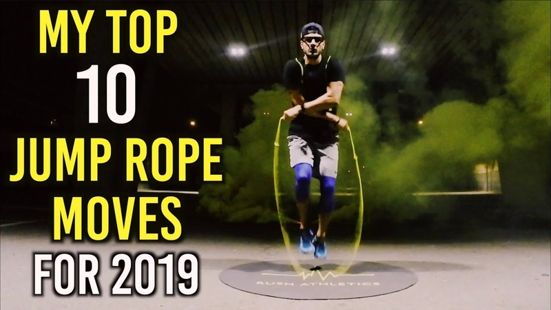 MY TOP 10 JUMP ROPE MOVES FOR 2019 YOU HAVE TO TRY THESE by Rush Athletics