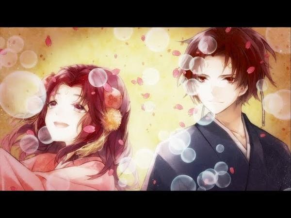 Akatsuki x Sudzuran-(Kakuriyo no Yadomeshi) AMV
