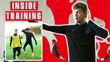 Full Day Access to England Training DJ Stones in the Gym and Dele's Game Winner Inside Training