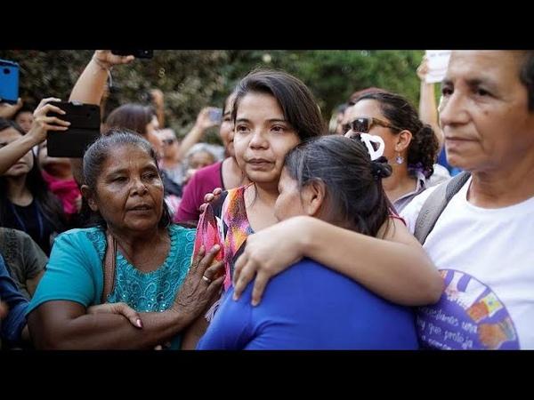 Сальвадор история Имельды Кортес