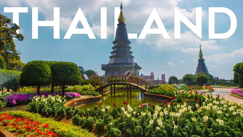 Thailand in 4K - Ye Are Gods