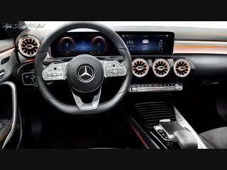 2019 Mercedes CLA INTERIOR – ALL-NEW Mercedes CLA 2019 INTERIOR CES 2019