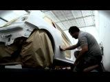 Как появилась на свет Audi A1 Clubsport Quattro