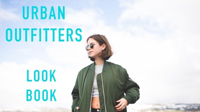 Urban Outfitters Calvin Klein Lookbook sunbeamsjess