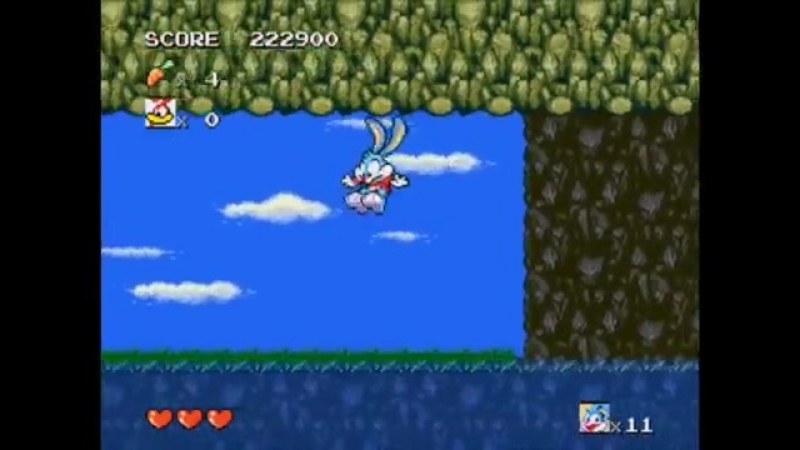 Tiny Toon Adventures_ Busters Hidden Treasure [SMD] - Live-stream by Smokey
