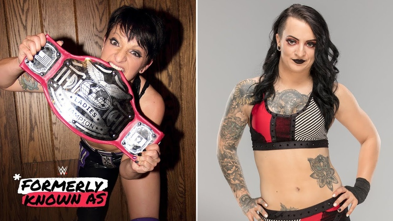 Video@rubyriottdaily | Ruby Riott reveals her reality TV namesake: WWE Formerly Known As