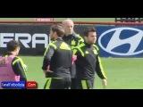 Vicente Del Bosque expulsa a Cesc Fabregas del entrenamiento de España | Mundial Brasil 2014