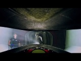 Triumph Castrol Rocket Unleashed: Wind Tunnel Tests