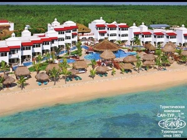 Нудистские Туры в Мексику - Hidden Beach Resort Au Naturel Club 5*