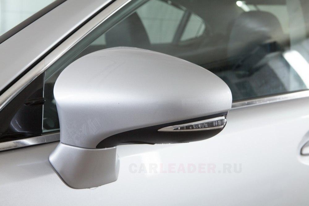 Lexus BSM
