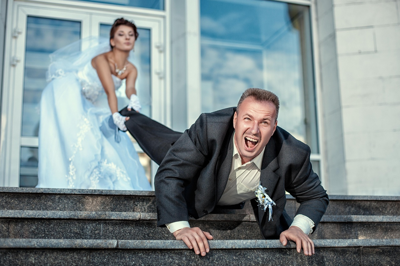 Смешные картинки не женись