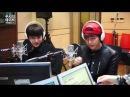 두시의 데이트 박경림입니다 - EXO (BaekHyun Kai) phone call (2014.01.10)