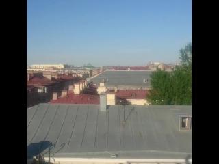 кофейня на крыше